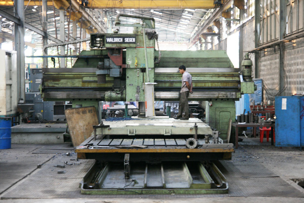 milling machine plans