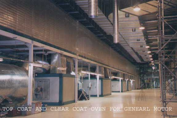 Oven, Spray booth and Air Handling Unit p5